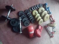 Series of weights