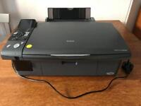 Epson Stylus DX6050 Printer & Scanner