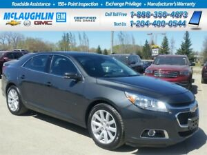 2014 Chevrolet Malibu *Rem St *Htd Lthr *Back Up Cam *FWD *2 Set