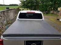 Truckman leather tonneau cover