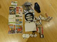 Wii avec jeux.Wii games