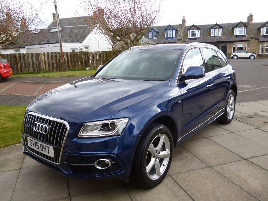 audi q5 s line 2 0tdi quattro 2015 15 plate 5500 miles in prestwick south ayrshire gumtree. Black Bedroom Furniture Sets. Home Design Ideas