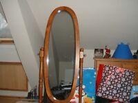 Bedroom Standing Mirror