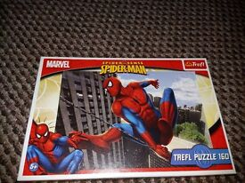Brand new Trefl Marvel Ultimate Spider Man 160 Pieces Jigsaw Puzzle