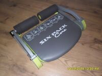 USED: AB SIX CORE FITNESS MACHINE