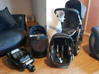 Icandy complete travel system