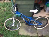 Dawes Redtail kids bike