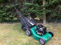 Petrol Lawnmower Serviced & Sharpened Briggs & Stratton