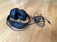 AKG K270 Studio Professional Stereo Closed Headphones K 270S