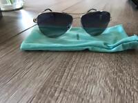 Tiffany women's aviators sunglasses