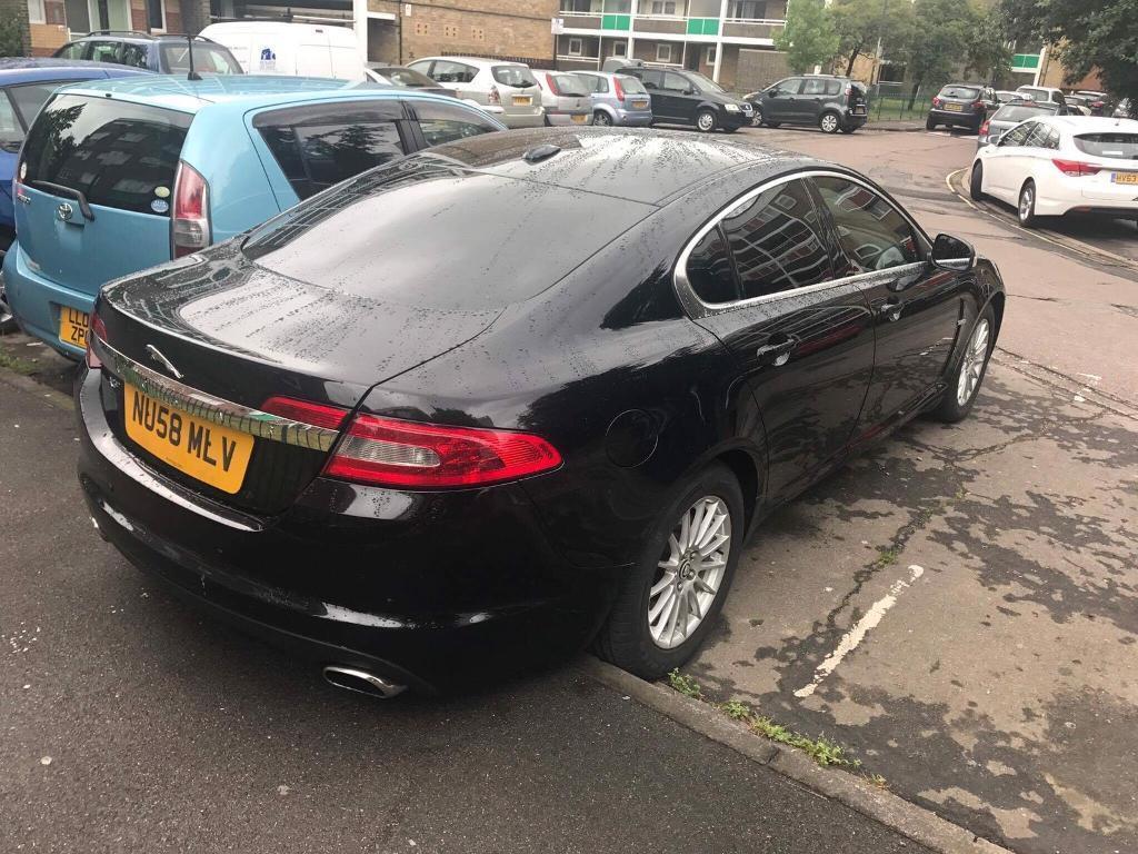 type exterior rear door view l jaguar xf sedan image size