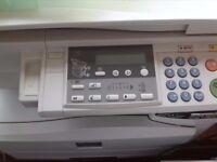 Ricoh Aficio 1013 Office Copier - heavy duty, low page count, VERY cheap original toner Needs clean