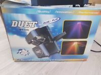 Engineering Stage Lighting Duet MH-246 Party Professional