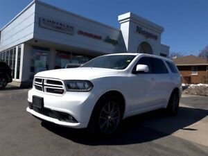 2017 Dodge Durango GT,LEATHER,NAV,HTD SEATS,HEMI