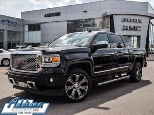 2015 GMC Sierra 1500 Denali One owner, accident free