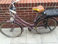 Caprice by Raleigh bike for sale