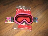 Children's Pink Ski Goggles Bollé