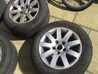 Alloys volkswagen wheels