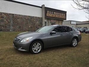 2010 Infiniti G37 LUXURY PKG.REAR VIEW CAMERA.BLUETOOTH.LEATHER.
