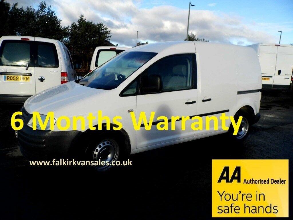 Volkswagen Caddy 1.9 TDI PD C20 Panel Van 4dr