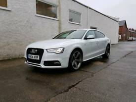 Audi A5 Sportback Black Edition, 37K, FASH, Immaculate!!