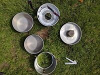 Trangia stove for camping