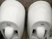 Villeroy and Boch toilet bowls (no cistern)