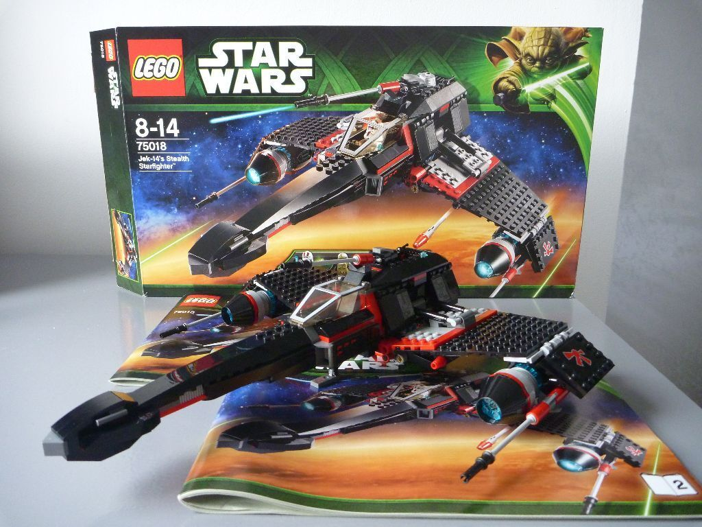 Lego Star Wars Ships A Wing 75003 Jek 14s Stealth Starfighter