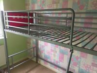 Girls Single High Rise Bed