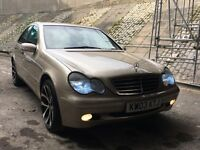 sale or swap Mercedes c180!!