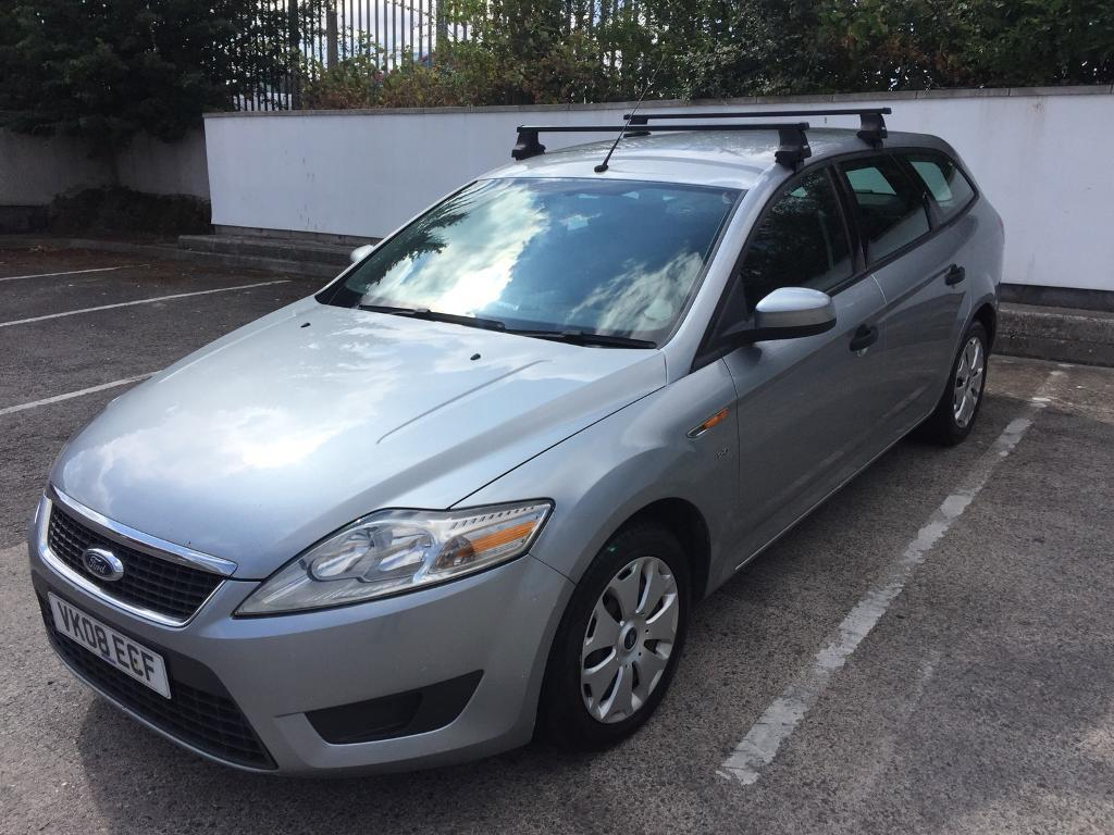 2008 FORD MONDEO ESTATE 2.0 TDCI 140, NEW MOT JULY 2019, ROOF RACKS, READY  TO GO | in Bristol | Gumtree
