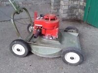 Lawnmower Hayterette