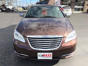 2012 CHRYSLER 200 LX- CRUISE CONTROL, CD PLAYER, POWER LOCKS & W Windsor Region Ontario image 8