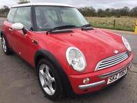 SALE! Bargain Mini Cooper, long MOT, very sought after, ready to go