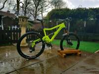 Orange Five Mountain Bike