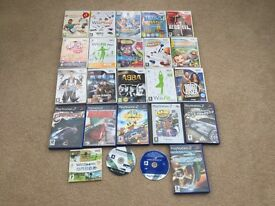 WII & PLAYSTATION GAMES .... TORQUAY ....