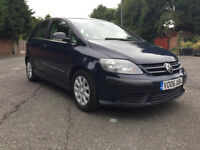 VW Golf Plus 1.9 TDI 5 Doors*** 11 Months MOT, 2 Previous Keepers, Full Service History - HPI Clear