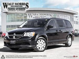 2016 Dodge Grand Caravan SXT - 2ND ROW STOW N GO, BLUETOOTH