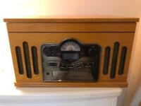 Music Center with Radio, DAB, Vinyl, CD