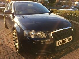 AUDI A3 1.6 5dr sports for sale