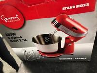 Gourmet stand mixer