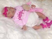 "Reborn Baby Doll "" Grace "" Realistic Newborn Lifelike"