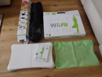 Wii Fit Balance Board, SiliconeSkin, Game & Workout Mat