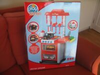 Childrens Kitchen Playset Originally £79.99 sell for £25