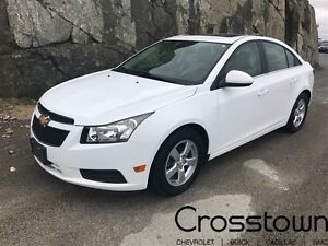 2014 Chevrolet Cruze 2LT/SUNROOF/HEATED LEATHER/BLUETOOTH/REMOTE
