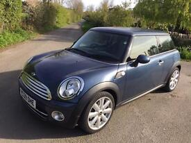 MINI COOPER D 2009 £20 road tax per year' new clutch