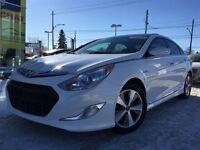 2012 Hyundai Sonata Hybrid Hybrid Limited A/C,NAVIGATION,CUIR,MA