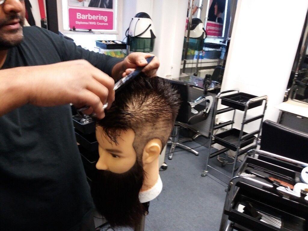 Men Barbering Training