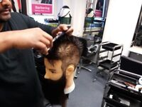 Men Barbering Training
