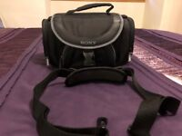 Sony LCS-X30 Handycam Soft Carrying Case